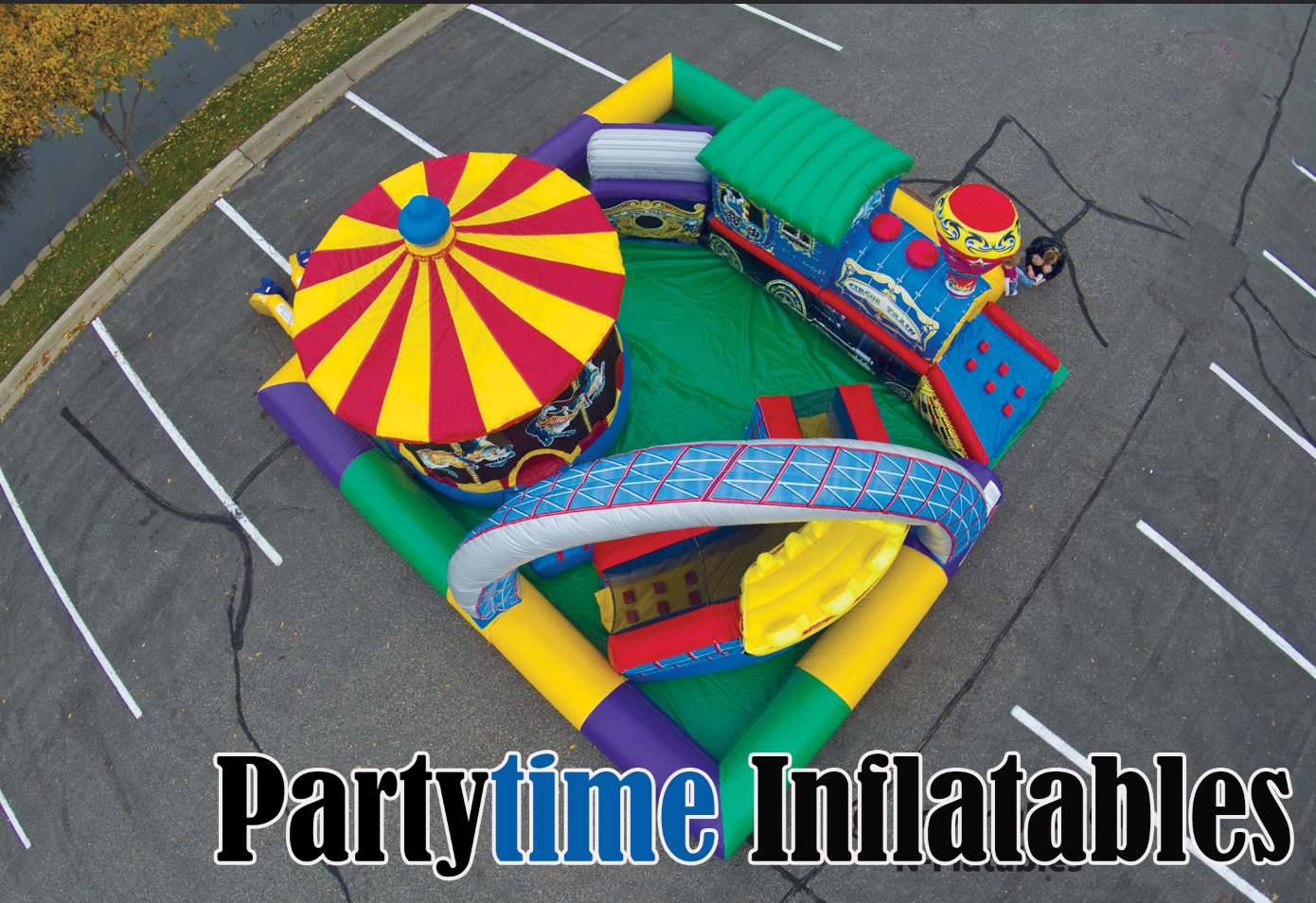 Partytime Inflatables Blog