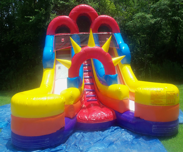 JR Splash Waterslide Rental