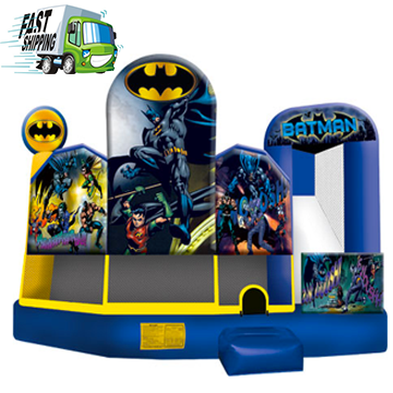 Batman 5 in1 Bounce House