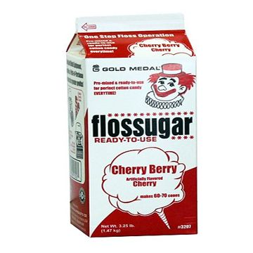Cheery Berry Floss Sugar
