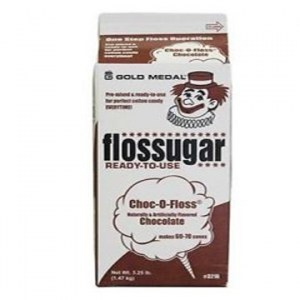Chocolate Floss Sugar