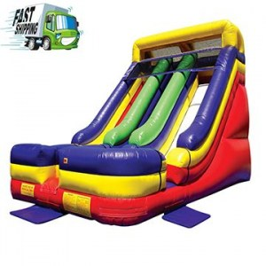 Double Lane Slide Rental