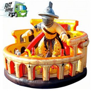 Gladiator Colosseum Rental