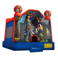 pirates bounce house rental