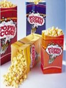 theatre style popcorn boxes medium sized
