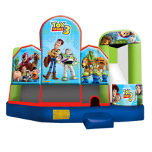Toy Story 5 Bounce House Inflatable Slide